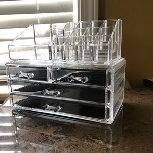 Stackable Makeup Organizer